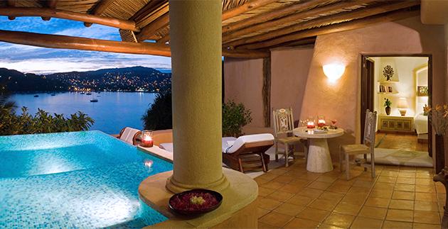 La Casa Que Canta Hotel Restaurant Amp Spa Vacationeeze