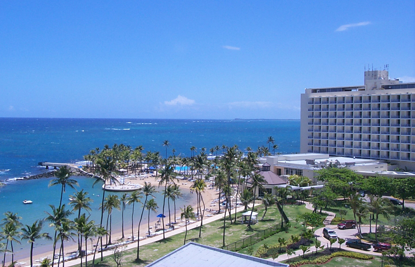 Caribe Hilton Vacationeeze