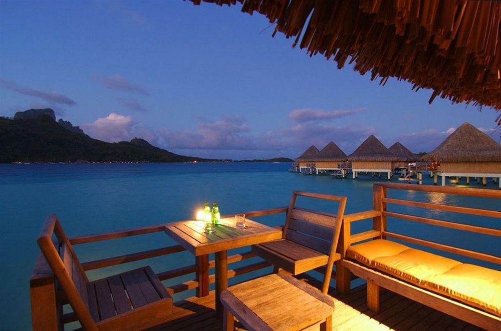 Intercontinental Bora Bora Vacationeeze