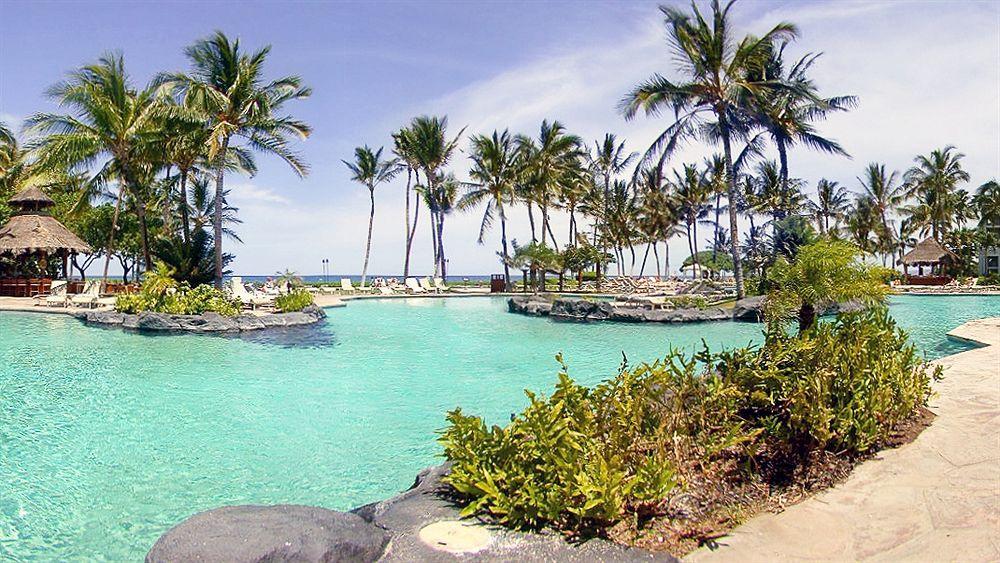 Fairmont Hotel Hawaii Big Island