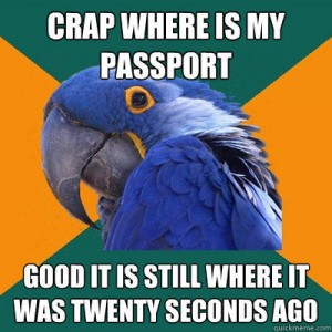 passport meme